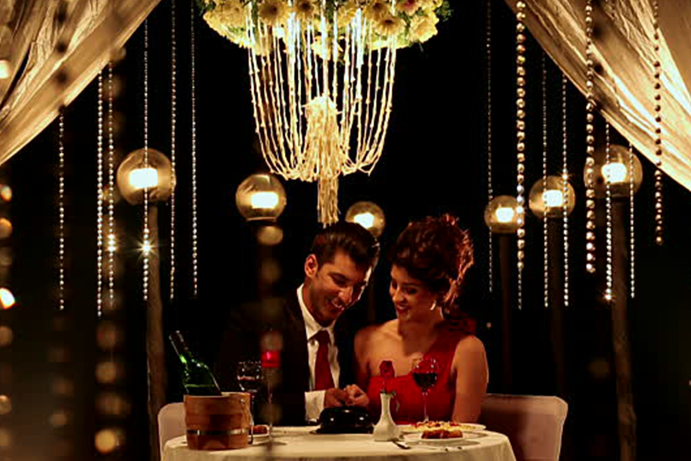 Wedding Anniversary Celebration Ideas in Rhythm